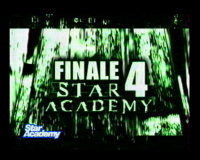 Finale Star Academy 4 - 2004
